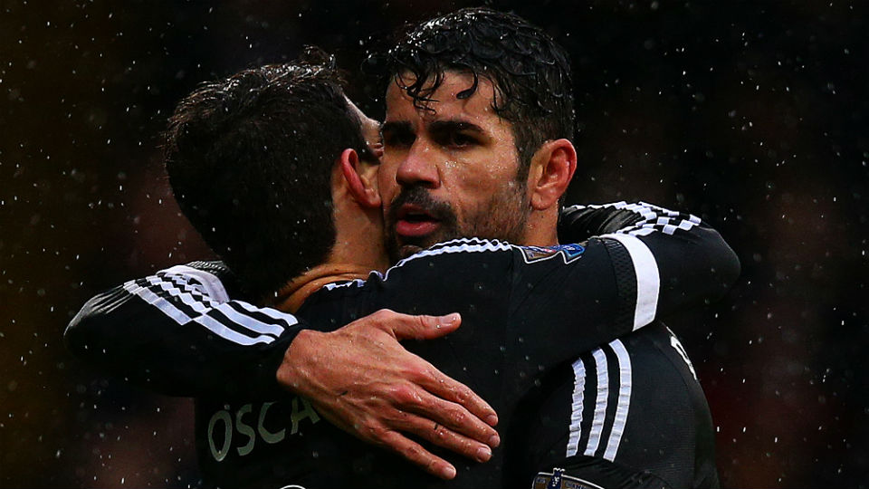 Oscar secara tersirat bujuk Costa untuk ppindah e Cina