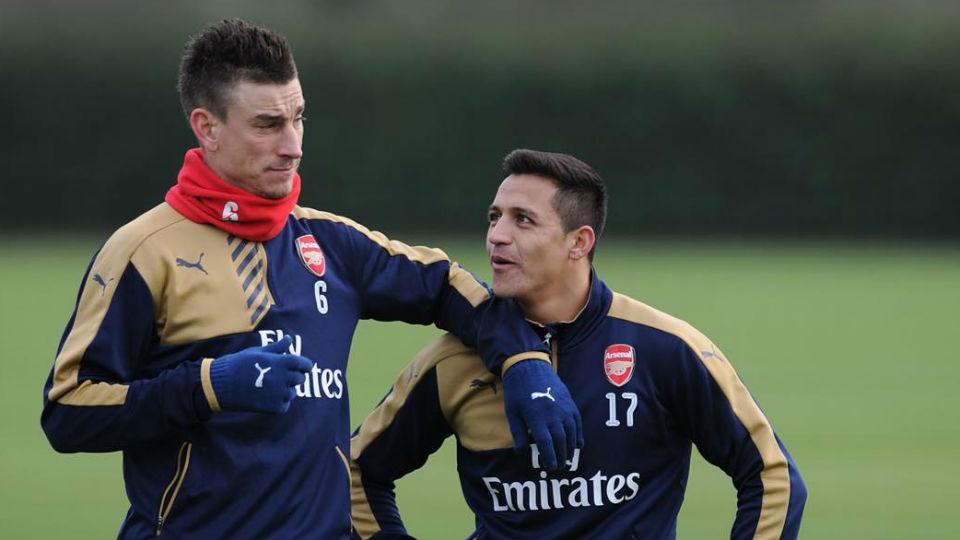 Koscielny berharap Sanchez tidak meninggalkan Arsenal