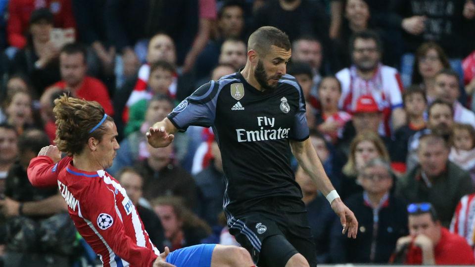Aksi ajaib Benzema yang engubah alur pertandingan