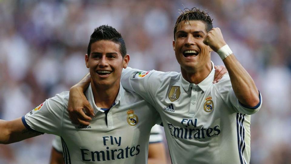 Madrid dan Barca Raih Hasil Serupa