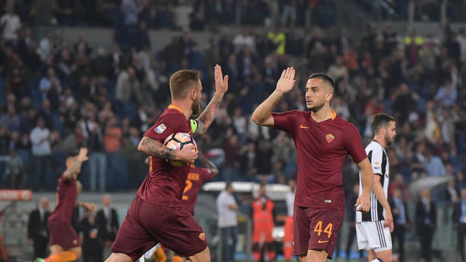 Daniele De Rossi cetak gol dalam tiga laga terakhirnya secara beruntun